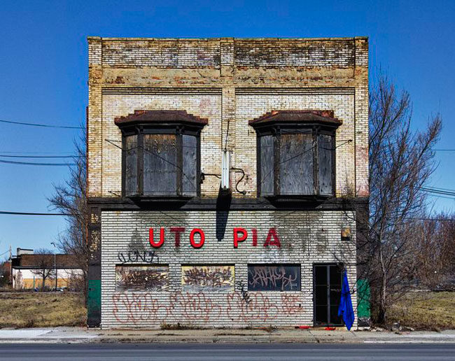 Utopia in Detroit
