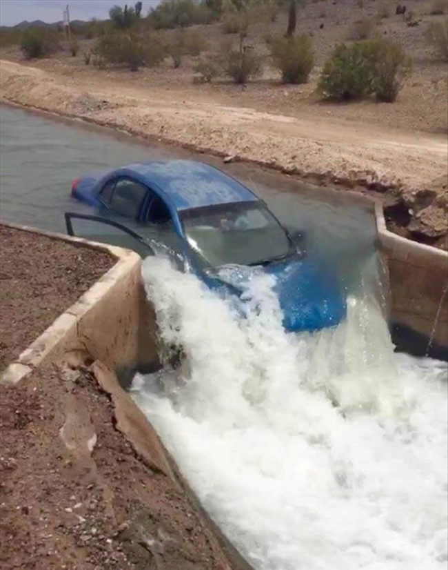 I drove my Chevy to the Levee, but the Levee was... Oh
