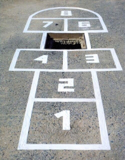 Hopscotch: Natural Selection Edition