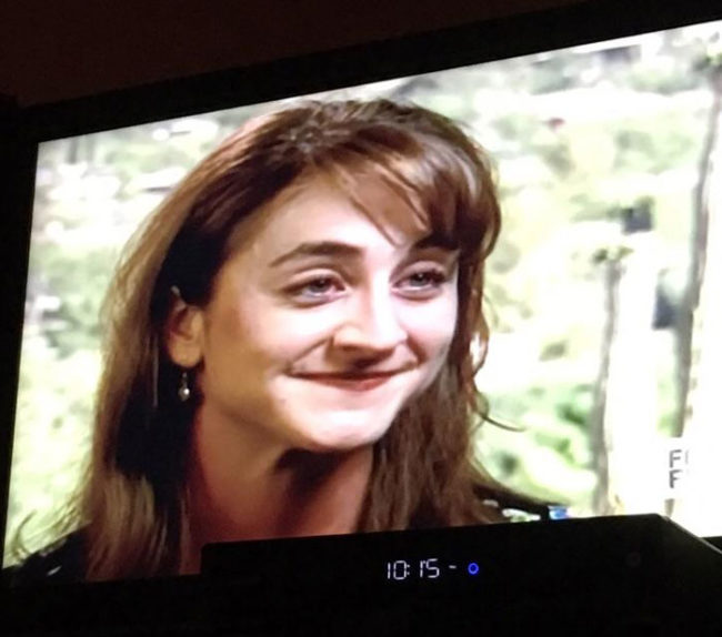 Pretty sure this girl on Forensic Files is Daniel Radcliffe in drag