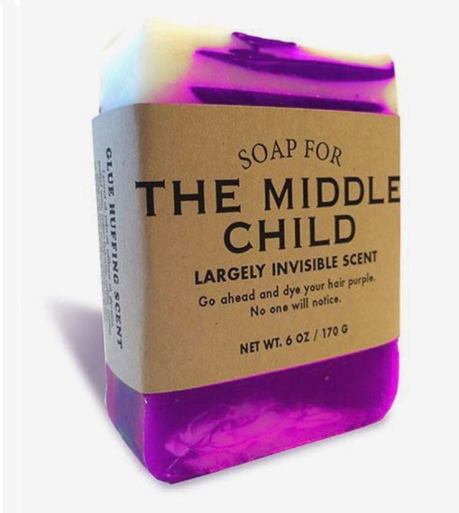 The Middle Child Soap