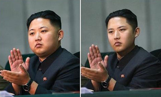 Skinny Kim Jong Un would make the situation with North Korea more intimidating