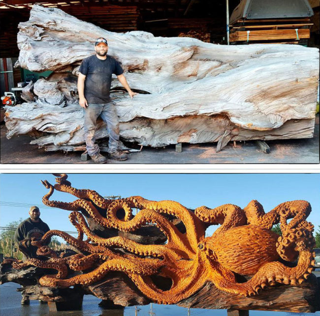 This guy has outstanding woodworking skills