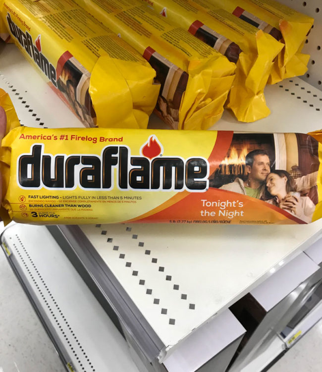 Duraflame. Let our log help yours
