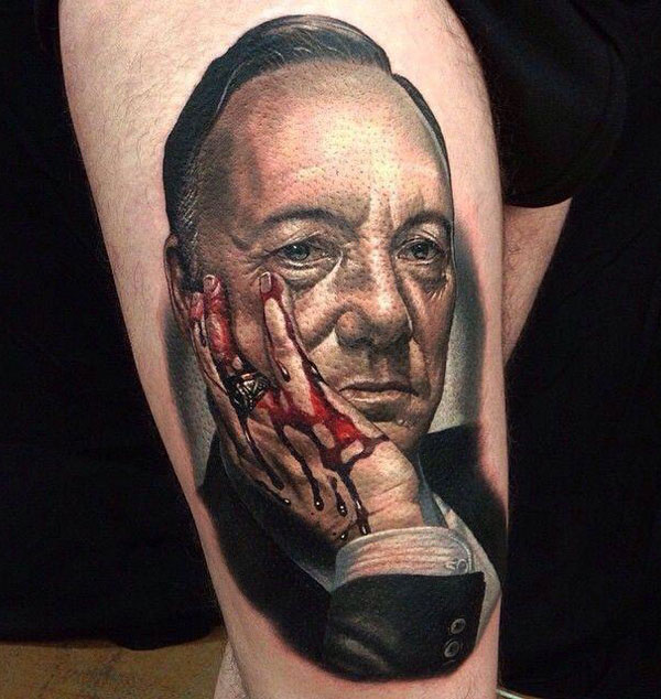 Bet Kevin Spacey isn't the only one regretting some of his life choices