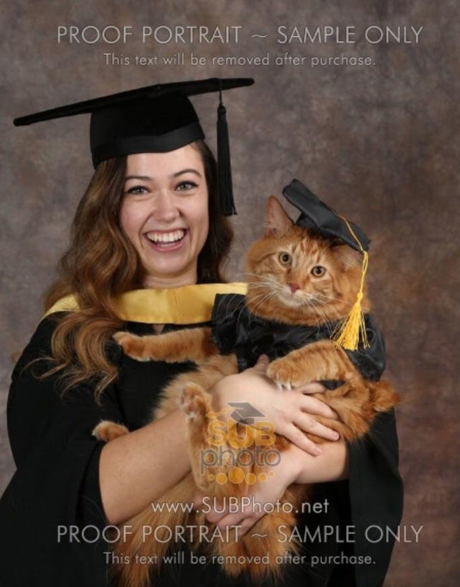 Finally graduating from university and I think this will be the best thing that comes from my degree