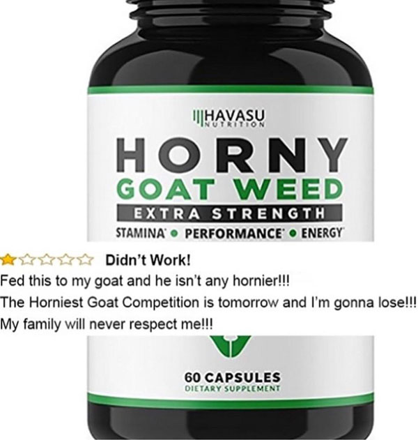 Horny Goat Weed Review