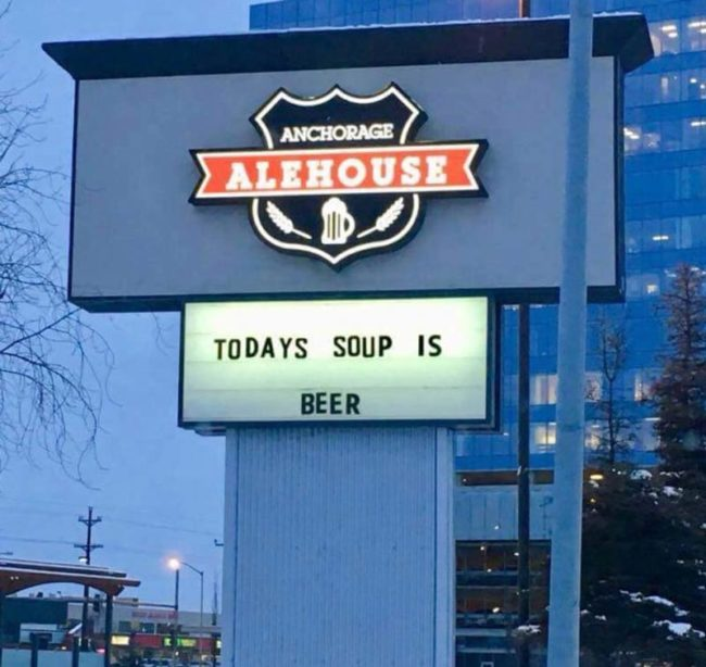 Anchorage Alehouse