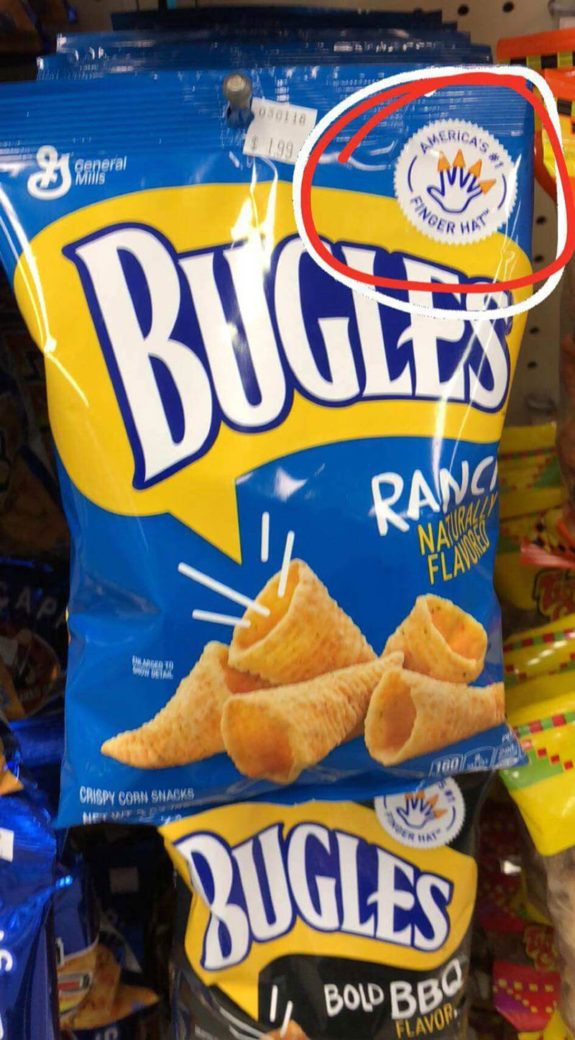 Well played, Bugles