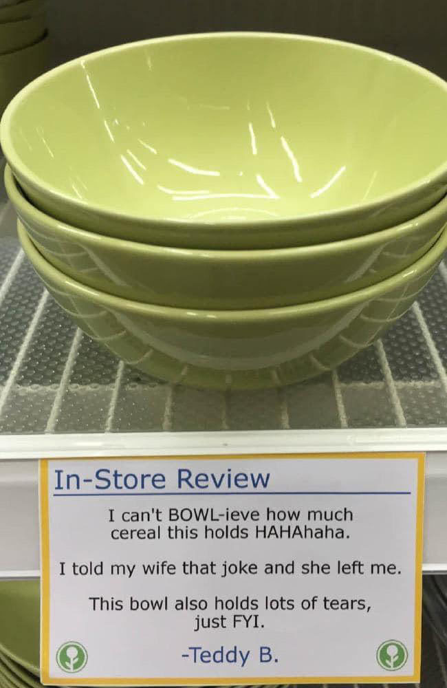 Bowl Review