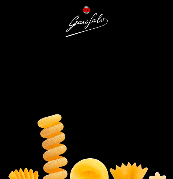 Italian pasta brand advertisement in honor of Simpsons 30th season