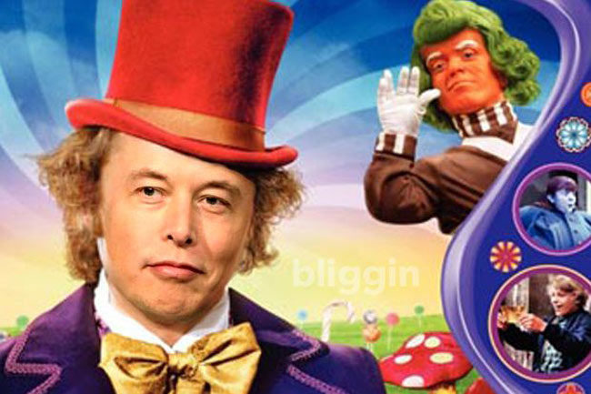 Everyone's immediate thought as soon as they heard Elon Musk was starting a candy company