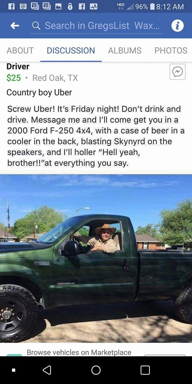 Don't Drink and Drive Brother!