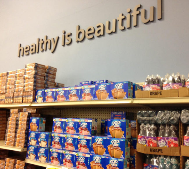 Healthy is beautiful