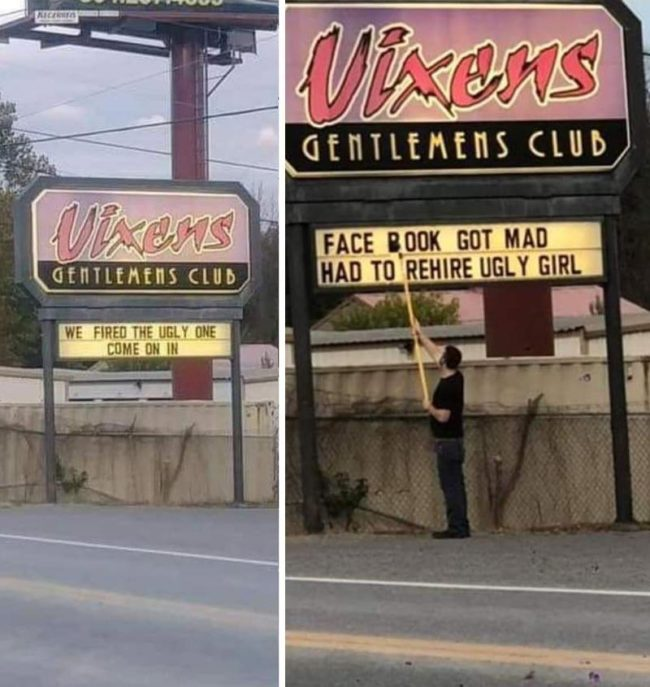 Vixens Gentlemens Club