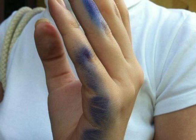 Right handed people will never understand the struggle