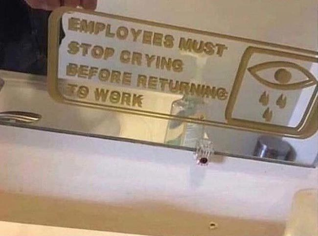 Work rule no. 57