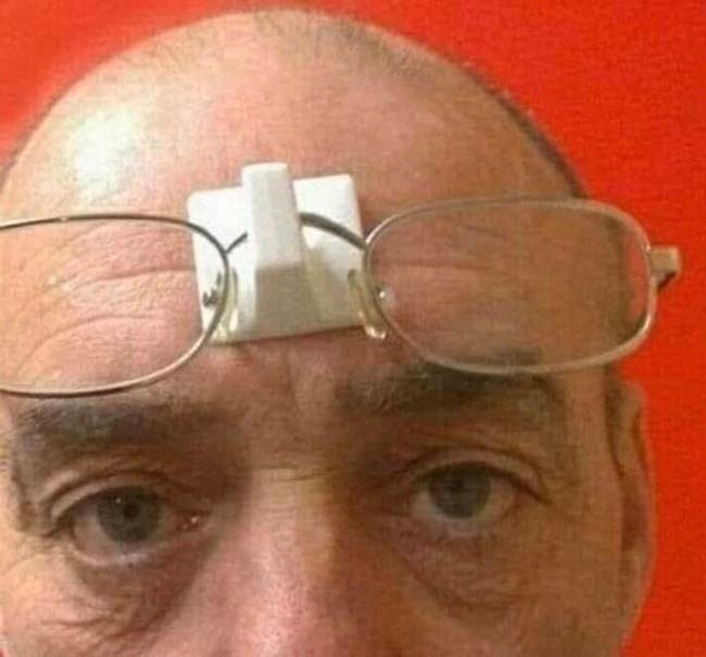 Never lose your glasses again!