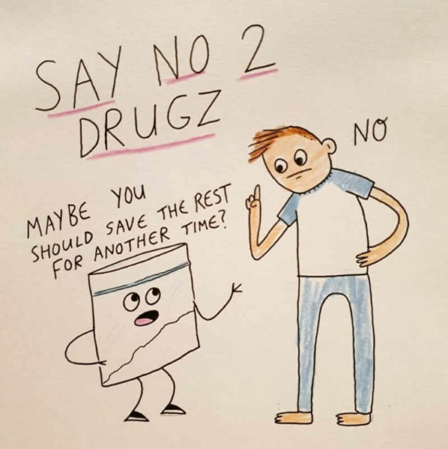 Say No 2 Drugs