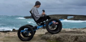 The Rig Off-Road Wheelchair