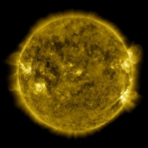 425 Million Image Time-Lapse Of The Sun